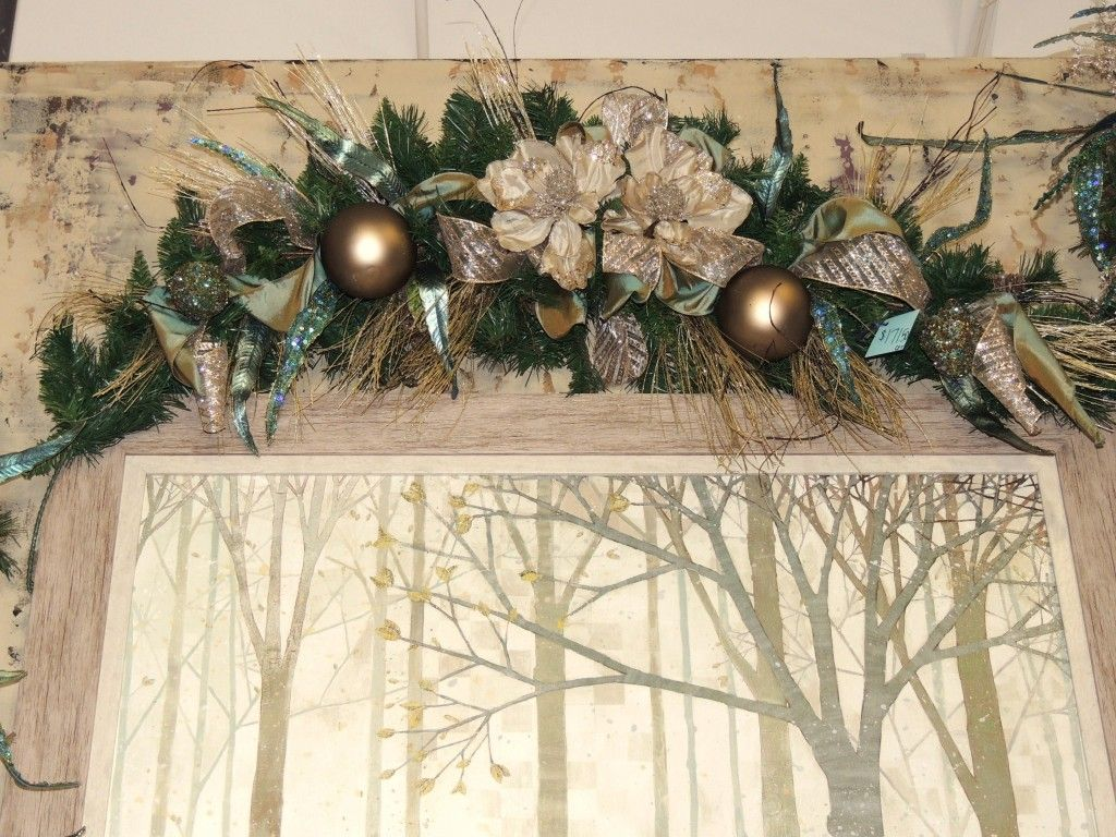 Christmas Florals, Swags & Wreaths by Magnolias, Norfolk