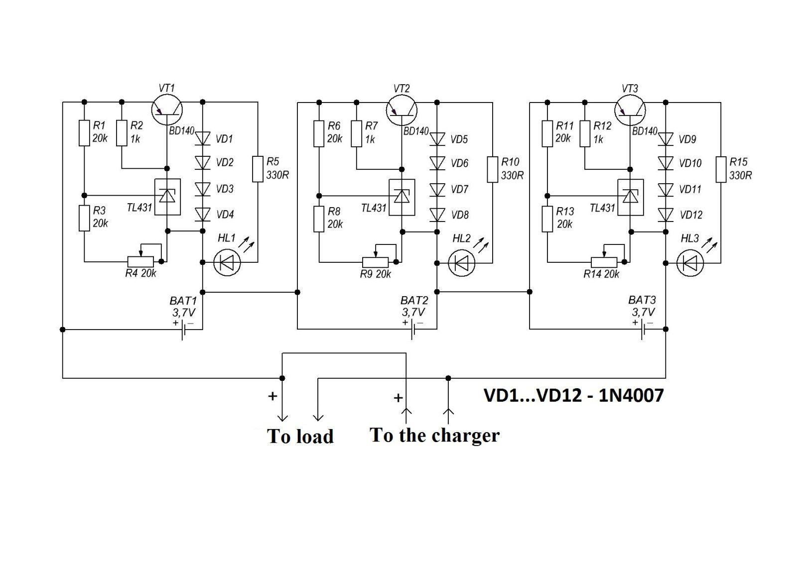 Stupendous Bms Circuit Technology Electronics Projects Electronics Wiring Digital Resources Funapmognl