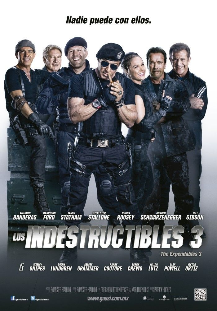 Los Indestructibles 3 Www Cartelerasdecine Info Peliculas En Cartelera Los Indestructibles 3 The Expendables 3 The Expendables Expendables 3 Movie Posters