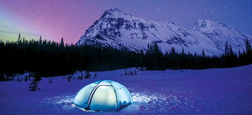 Photo of Convince Your Friends To Go Winter Camping