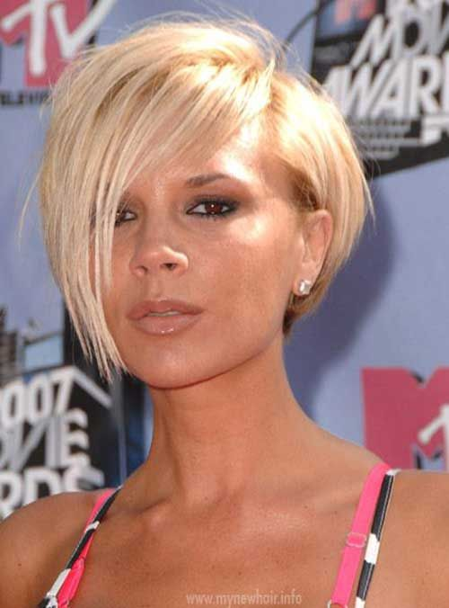20 Victoria Beckham Short Bob Bob Haircut And Hairstyle Ideas Victoria Beckham Hair Beckham Haircut Beckham Hair