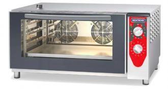 Elektrická pec SCA L604E 4xBN 60x40cm, bez zavlhčovania