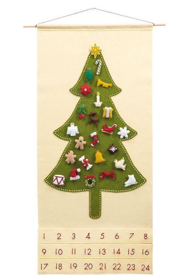 How To Make A Christmas Advent Calendar Advent calendars, Handmade