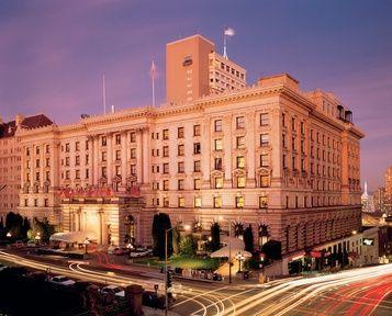 San Francisco, CA - Fairmont San Francisco