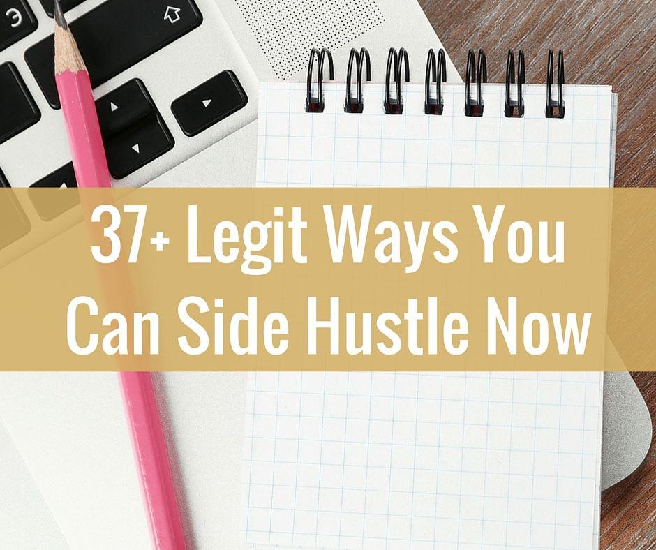 Epic list of side hustle ideas money saving tips