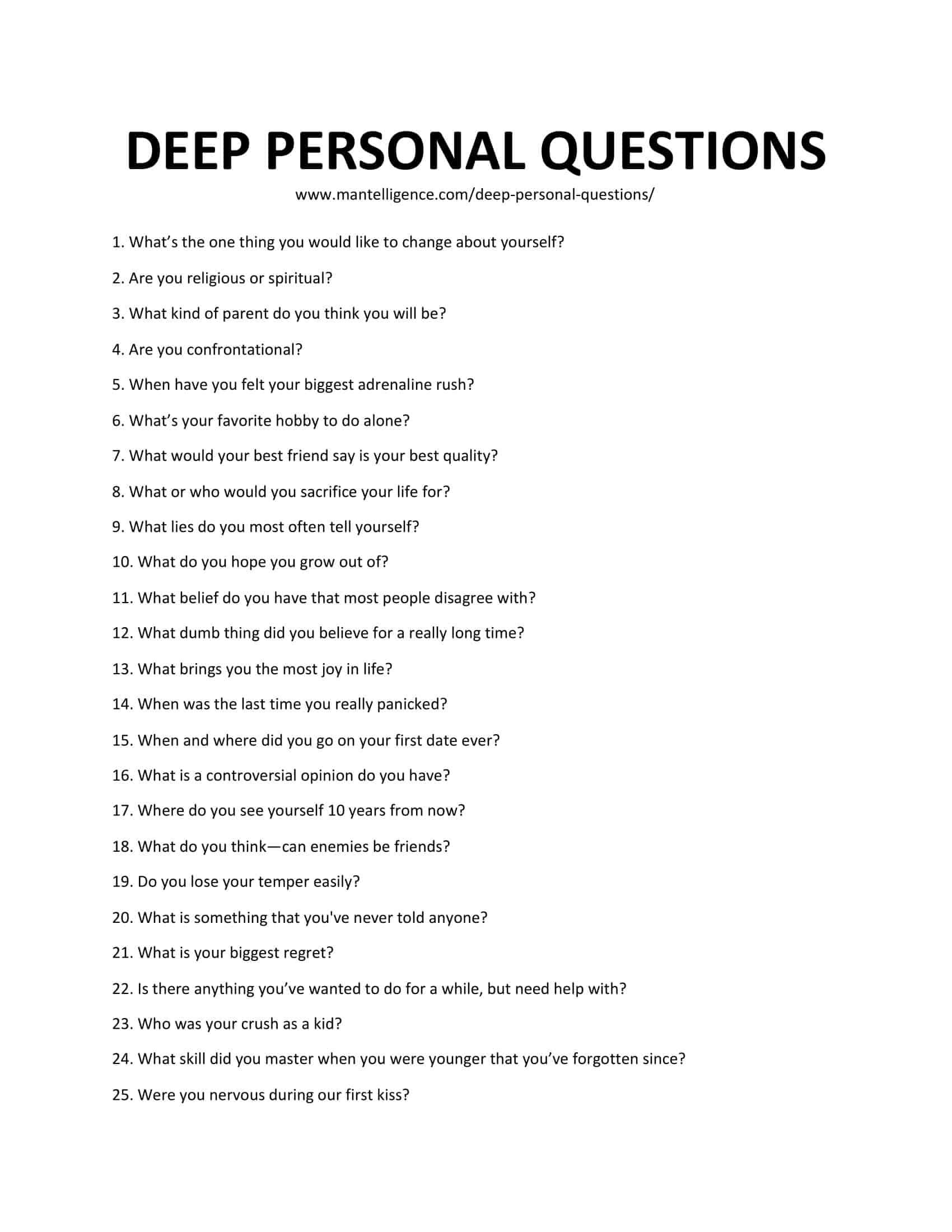 Questions to ask to keep a conversation going