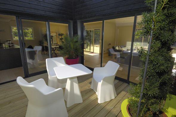 Maison Avec Patio Couvert | Idées Décoration Intérieure