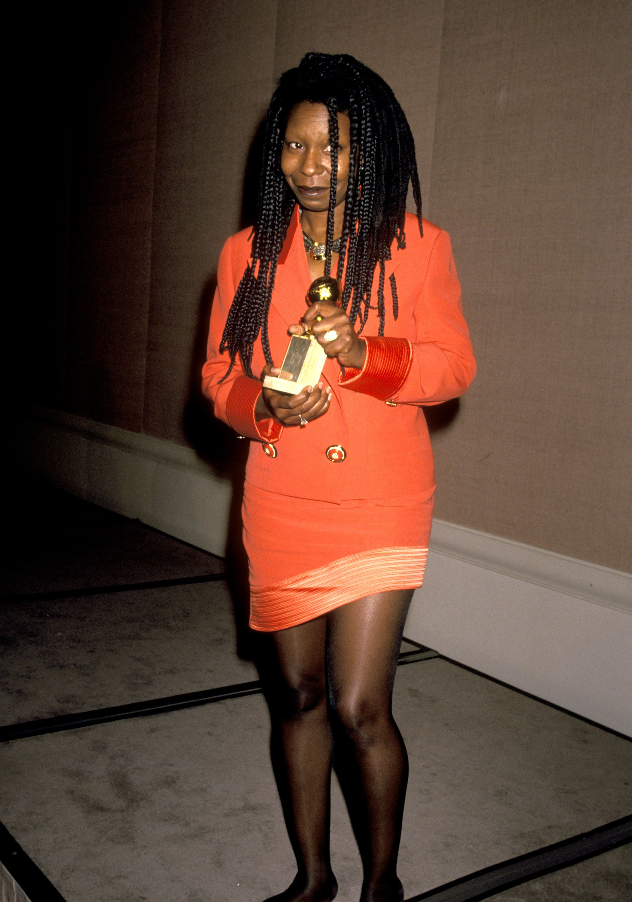 Pics nude youngest Whoopi when goldberg