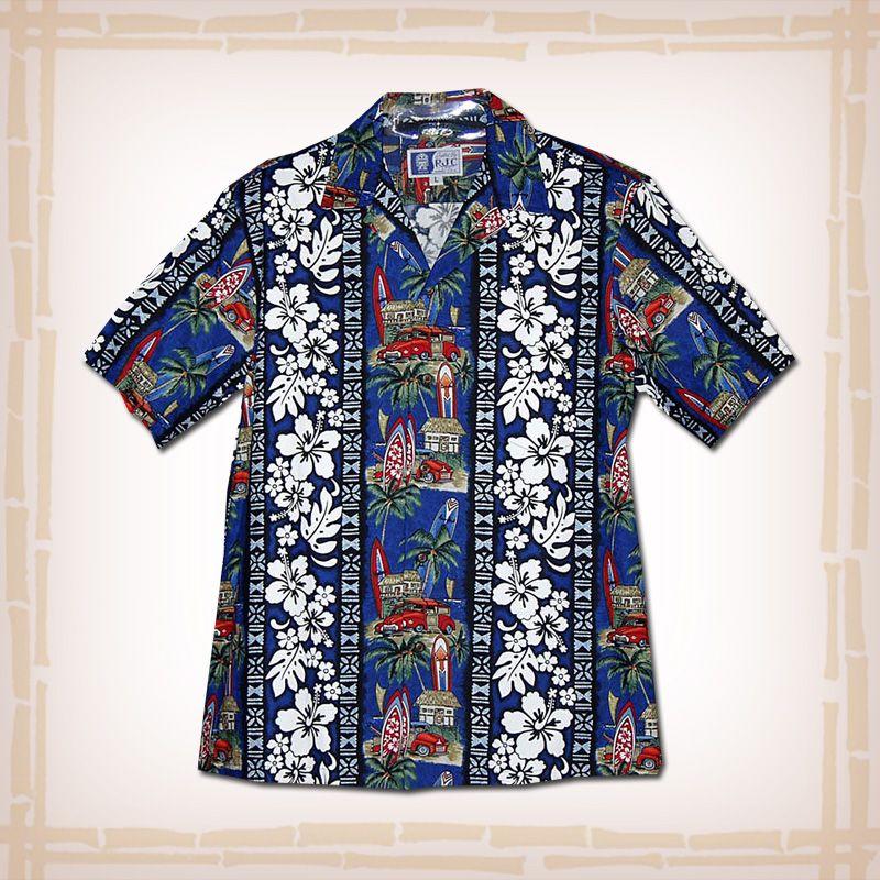 88536149 RJC Hawaiian Shirt