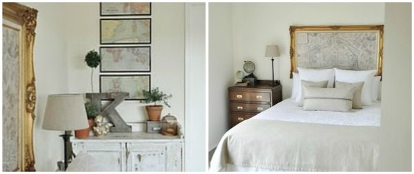 DIY decorating ideas from The Painted Hive featured on Today's Creative Blog