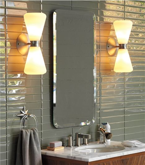 Every Single Room In Your House Deserves The Perfect Wall Lamp Here Is One Mid Century Modern Bathroom Modern Bathroom Light Fixtures Modern Bathroom Lighting