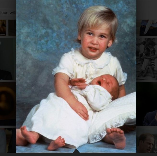 Prince William's Birthday: The Young Royal's Life In
