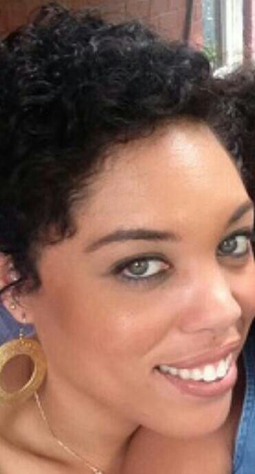 Natural hair!