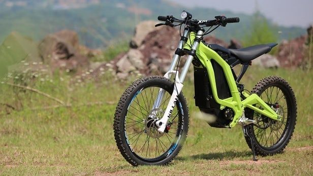 Sur Ron Light Bee Electric Trail Bike Nails The Price