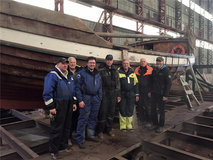 Épinglé sur Norwegian trading ship. 3