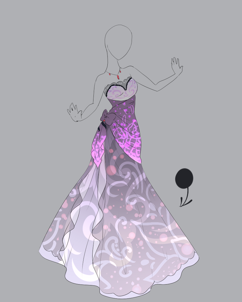 Continuing my line of symphogear wedding dresses this one is