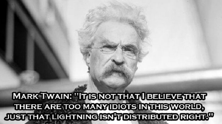 Witty Funny Quotes Famous People Famous People In History Mark Twain Quotes By Famous People