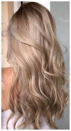 33+ blonde Haare von Mittellang bis lang – Bunte Haar Diy