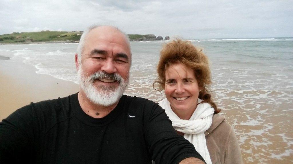 Entrevistamos a los responsables de Vivir despierto es fácil si sabes cómo, Rhea Sivi y Geoffrey Molloy #Actitud24