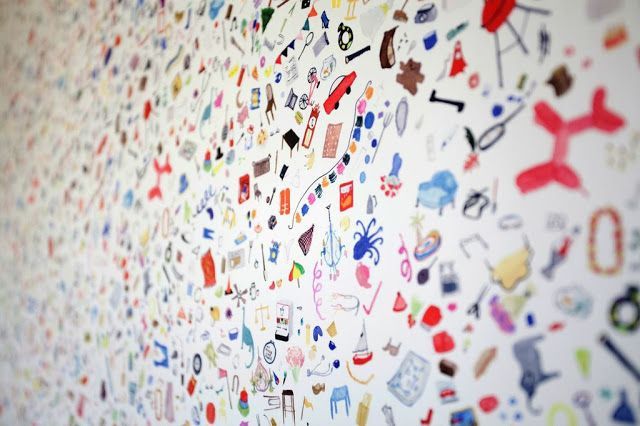 I-Spy wallpaper and accessories by new British company Wallplayper