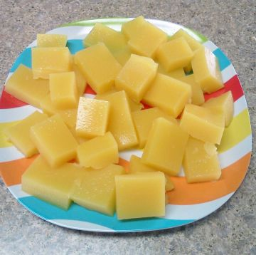Healthy alternative to jello jigglers