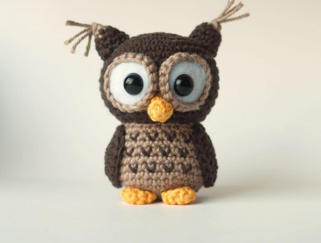 More Than 30 Crochet Owl Patterns All Free and Amazing | 773x1024