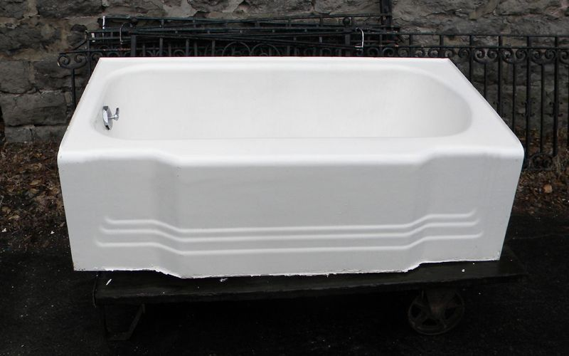 High Quality Antique Apron Bathtub