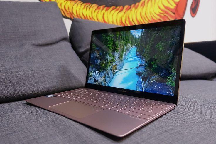 Test Du Asus Zenbook 3 Windows 10 A Son Macbook Tech Asus Du Macbook Son Tech Test Windows Zenbook Macbook Asus Laptop Design