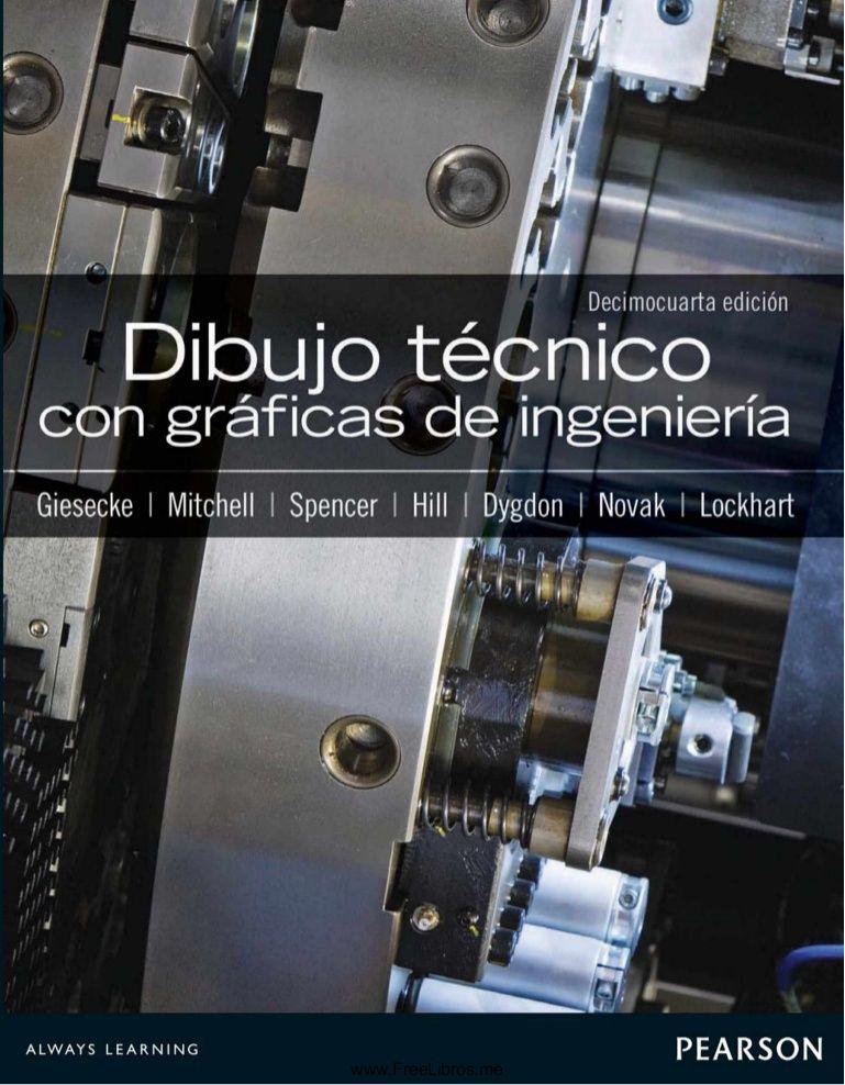 estupendo libro para la la interpretación de planos en ingeniería
