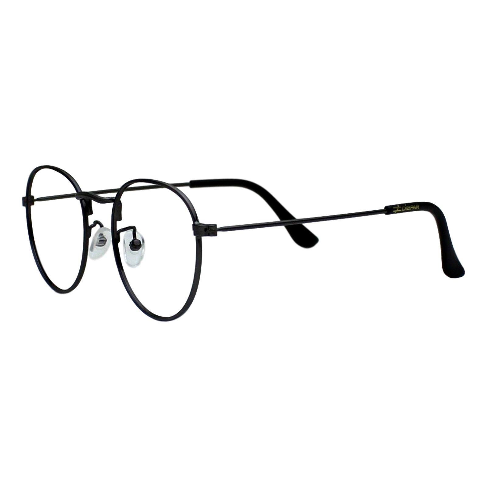 Armacao Para Oculos Dispar D1647 Redondo Chumbo Em 2020 Armacoes