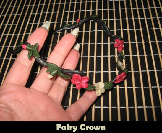 fimo craft ideas | ... Crown « Clay & Sculpting Crafts Ideas « Kids Crafts & Activities