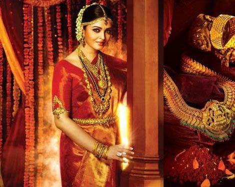5 Beautiful Kanjivaram Saris Of Aishwarya Rai Wiseshe Fashion Blog Kanchipuram Saree Saree Indian Bridal Dress