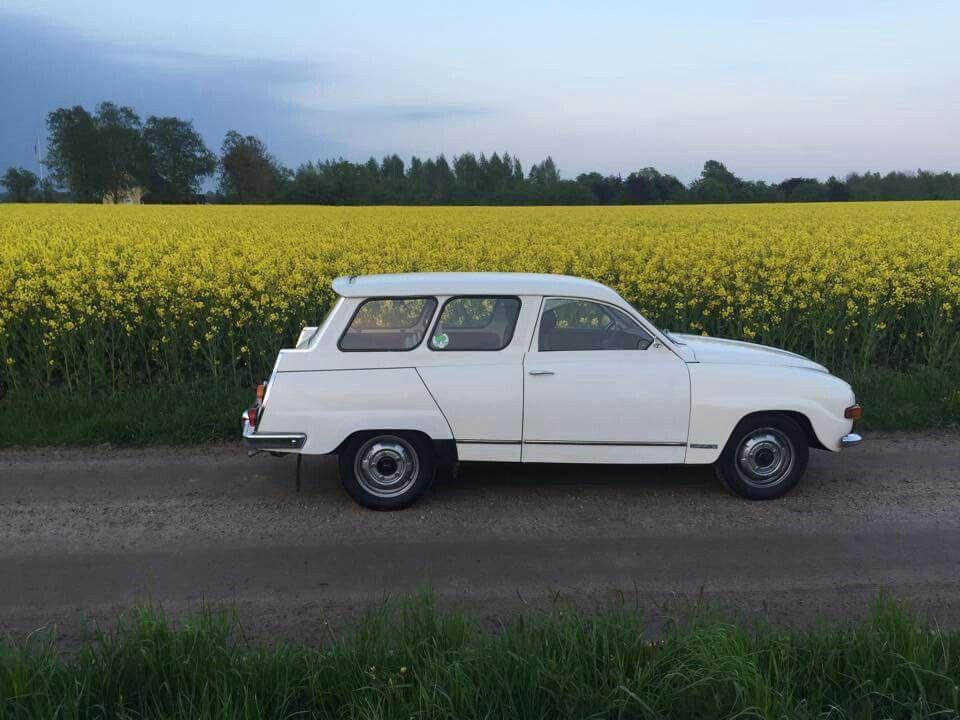Saab 95 V4 combi