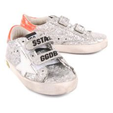 Baskets Basses Scratchs Cuir SuperstarGolden Goose tDRA5c