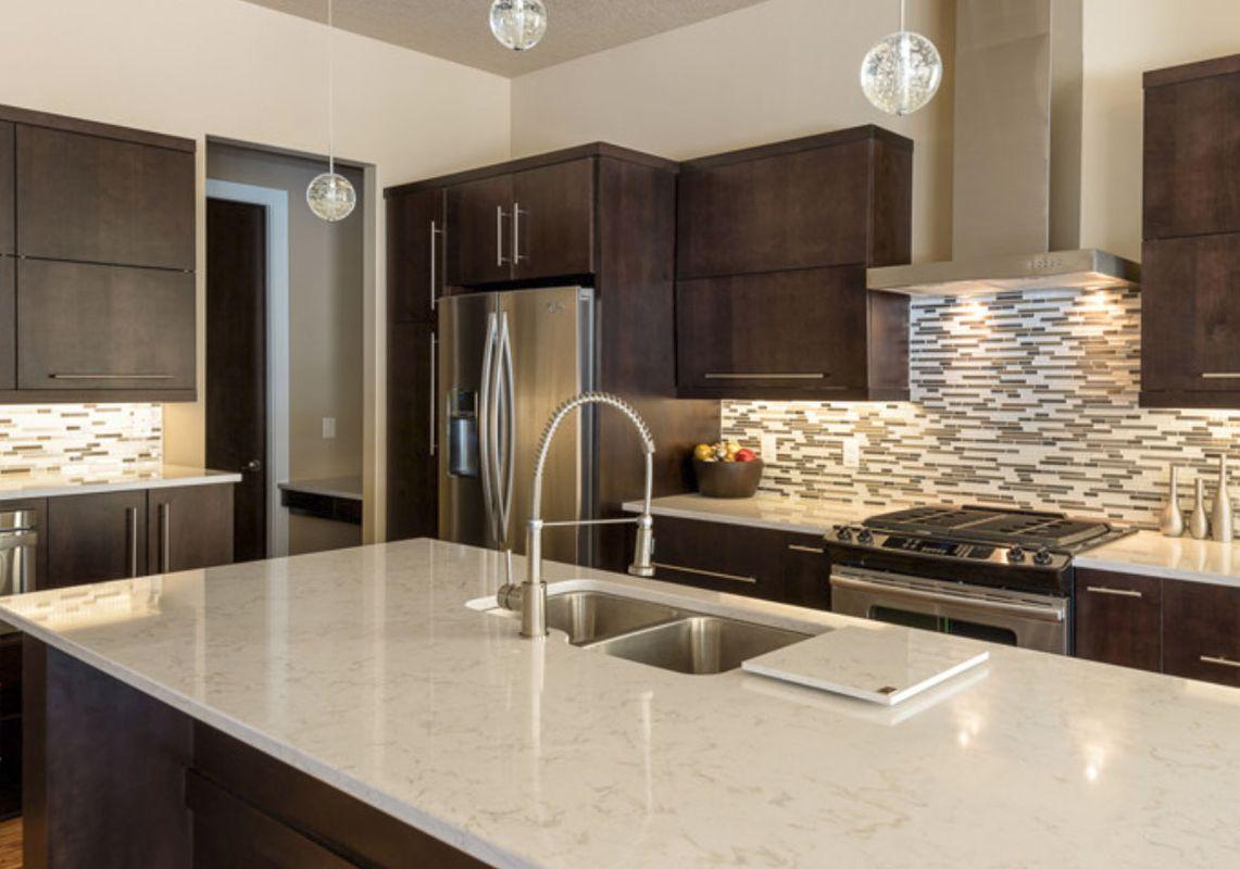 Kitchen Counter Tops 5 Best Materials To Choose Talkdecor Decoracion De Cocina Cocinas Decoracion De Unas