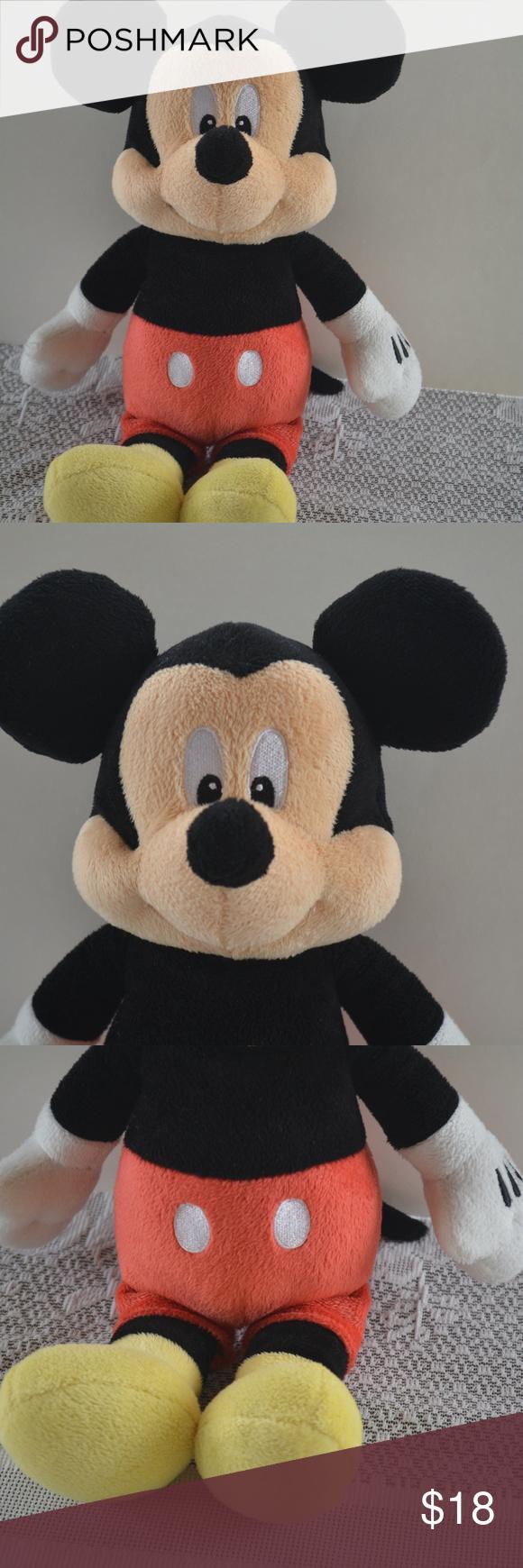 Predownload: Disney Baby Mickey Mouse Plush Doll Lovey Toy 14 Baby Mickey Baby Disney Baby Mickey Mouse [ 1740 x 580 Pixel ]
