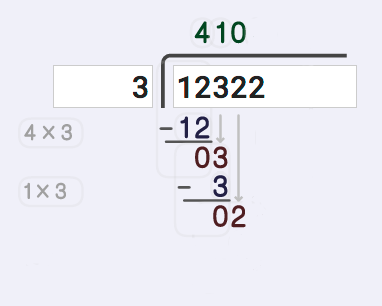Visual Long Division Calculator With Work And Remainders In 2020 Long Division Remainders Math