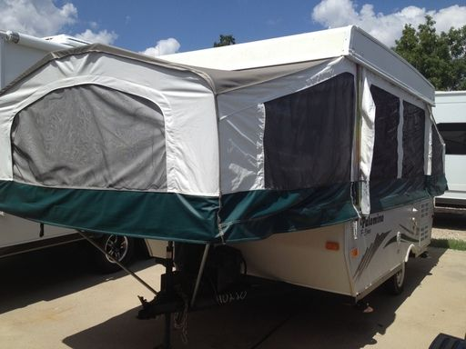 Check out this 2010 Palomino P-Series 2100 listing in Conroe