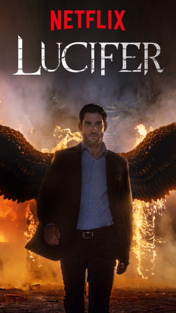 Pin by Tian Xin on Lucifer morningstar Lucifer, Tom