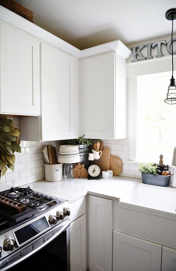 Kitchen Remodel Blog Decor Amusing Cozy Farmhouse Kitchen Decor  Farmhouse Style Kitchen Farmhouse . Decorating Design