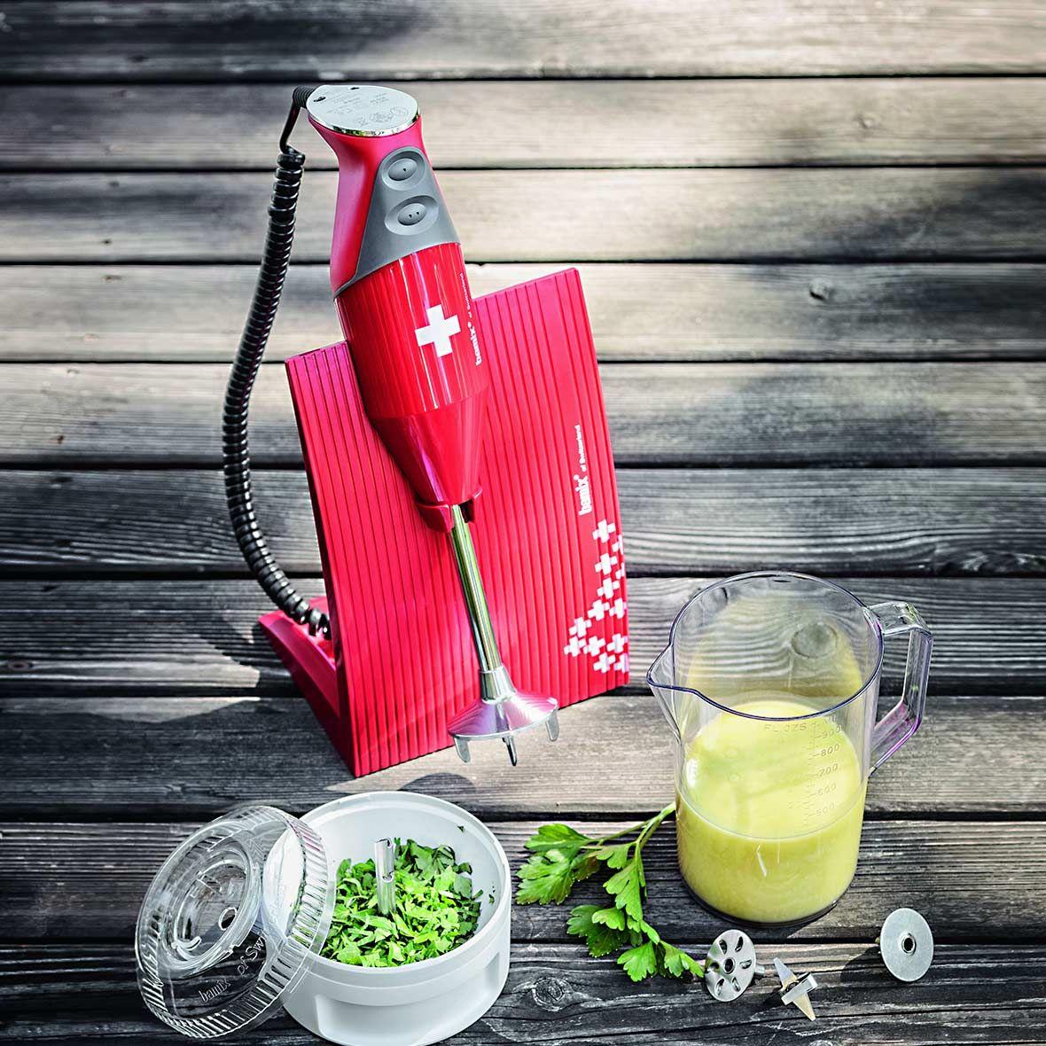 Bamix of Switzerland Premium Produkte – farbenfrohe Stabmixer aus ...