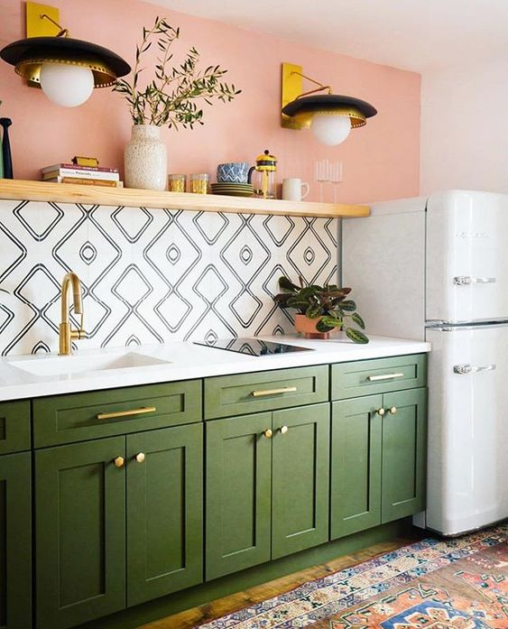 Eclectic Kitchen Design 3 – StyleMag
