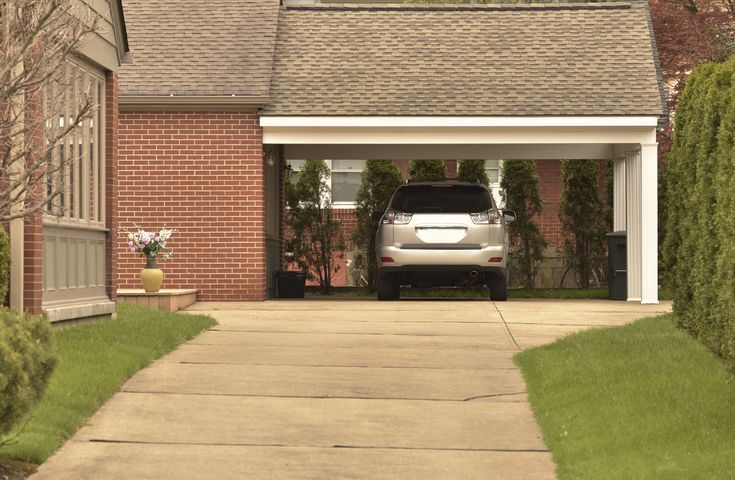 You Might Be Able To Convert Your Carport To An Enclosed Garage