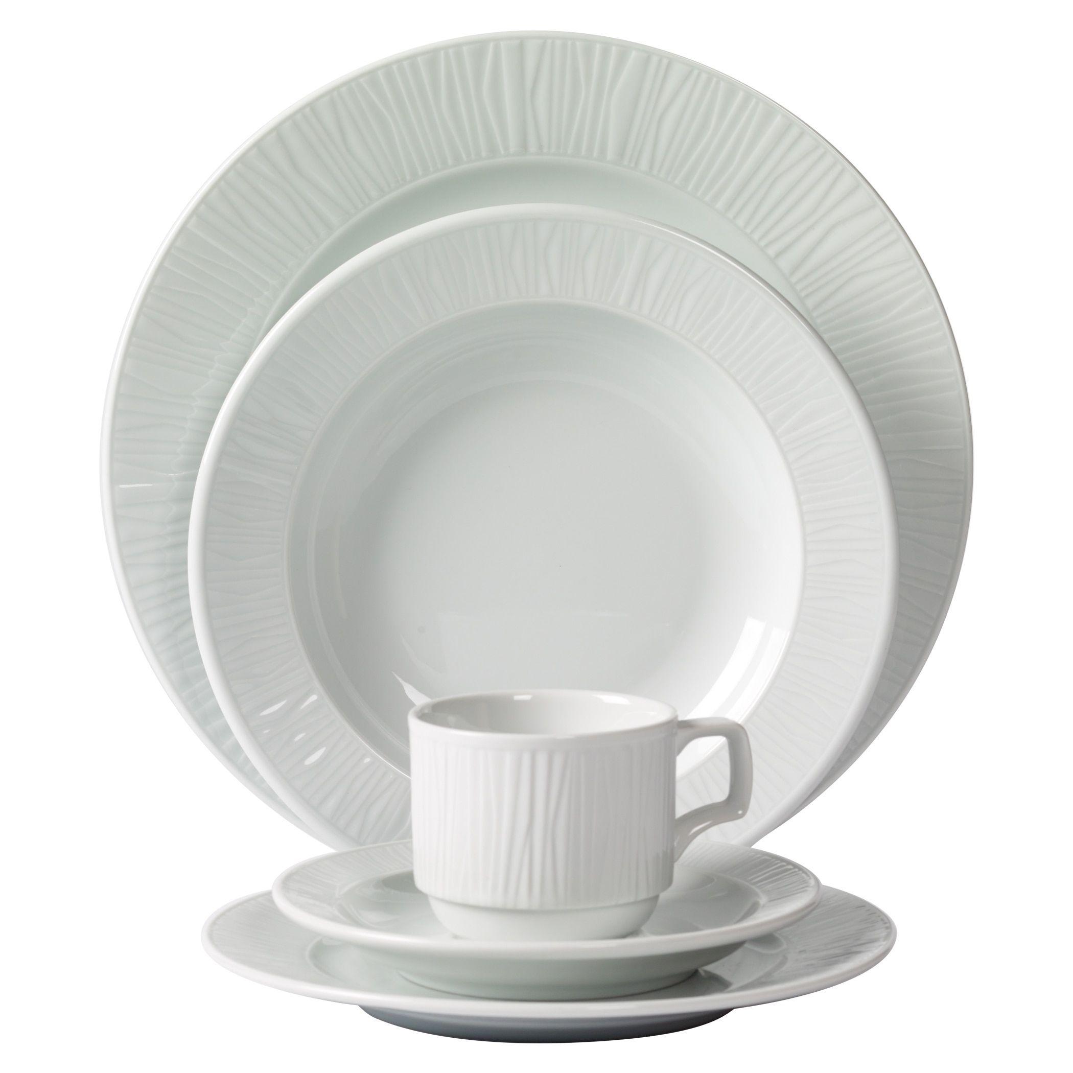 Overstock.com Online Shopping - Bedding Furniture Electronics Jewelry Clothing \u0026 more. Casual DinnerwareDinnerware SetsPorcelain ...  sc 1 st  Pinterest & Tabletops Unlimited Mitterteich Emotion Embossed Porcelain 20-piece ...