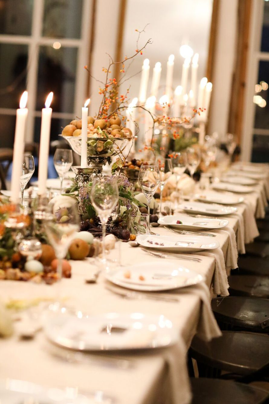 Cook Beautiful Dinner My Tribe EyeSwoon Fall table