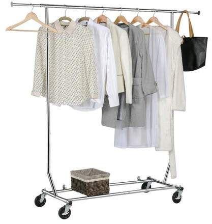 Industrial Scientific In 2020 Commercial Clothing Racks