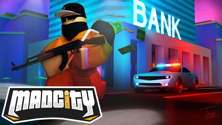 13 Mad City One Year Roblox In 2020 With Images Roblox