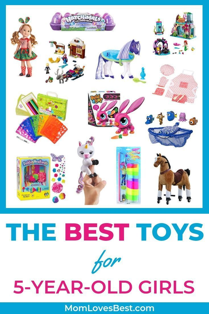 15 Best Toys for 5-Year-Old Girls (2020 Edition) (With ...