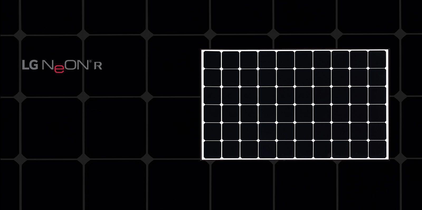 Flagship Residential Solar Panel From Lg Breaks 21 Efficiency Goes All Black Http Ift Tt 2biofjg Residential Solar Panels Green Energy Residential Solar