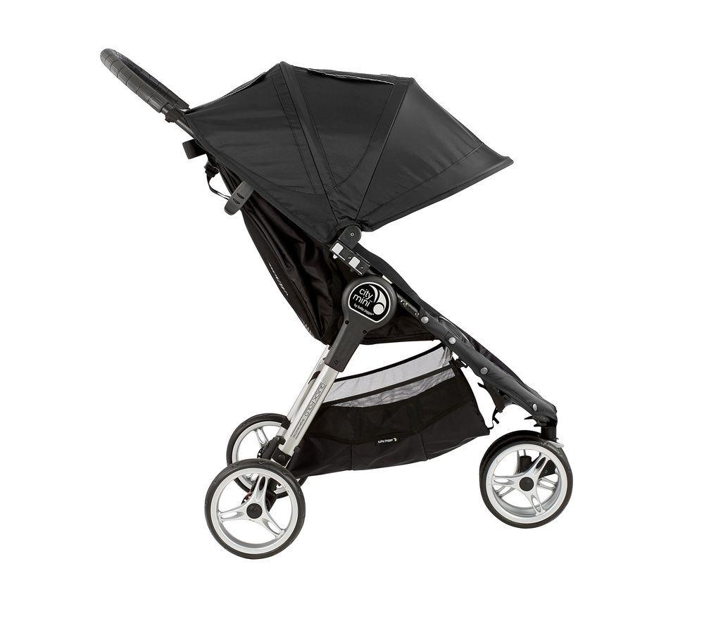 3 Wheel Stroller Single Baby Strollers Canopy Jogger